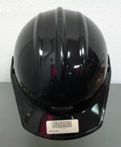 BULLARD CAP STYLE BLACK HARD HAT-Black