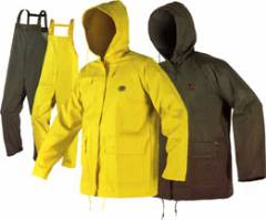 2xl SOFLEX 2PC RAIN SUIT YELLOW ONLY