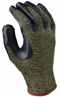 Aegis KVS4 Nitrile Palm Coat Glove