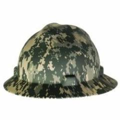 FULL BRIM CAMO HARD HAT