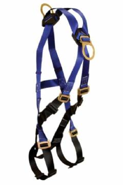 CONTRACTOR/CLIMBING, CROSS-OVER HARNESS