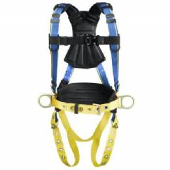 Blue Armor 2000 H1321 Construction (3 D Rings) Harness