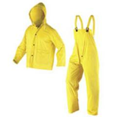 STEARNS YELLOW RAIN SUIT