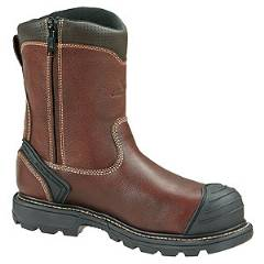 "8"" WELLINGTON SIDE-ZIP - COMPOSITE SAFETY TOE"