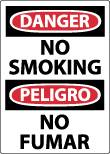DGR. NO SMOKING