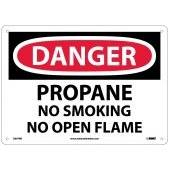 DGR. PROPANE NO SMOKING NO OPEN FlAME