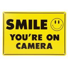 Smile Your're On Camera