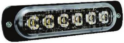 6 LED Module Strobe Light