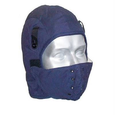 Winter Liner - North by Honeywell Royal Blue Cotton Shell for Head