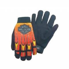 HARLEY DAVIDSON MECHANICS GLOVES- SIZE: MED