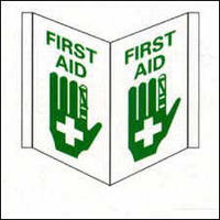 Visi Sign First Aid